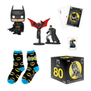 Funko Pop! Heroes: Collector Corps -  Batman 80Th