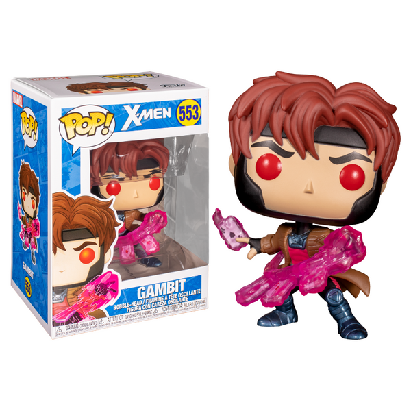 Funko Pop! Marvel: X-Men - Gambit #553