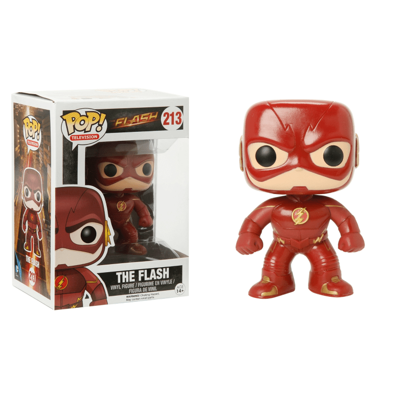 Funko Pop! Television: The Flash - The Flash