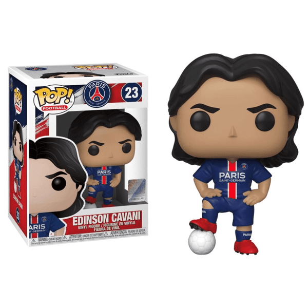 Funko Pop! Football: Paris Saint-Germain - Edinson Cavani #23