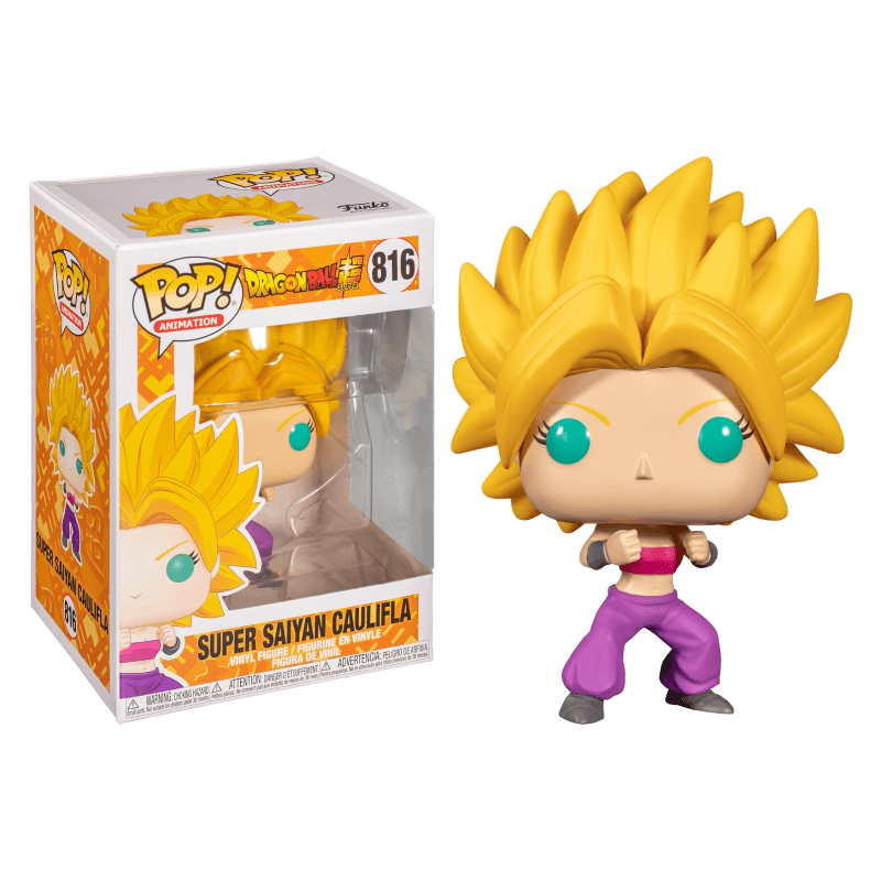 Funko Pop! Animation: Dragon Ball Super - Caulifla