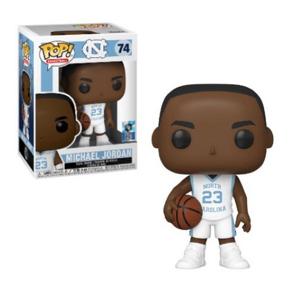 Funko Pop! Sports: North Carolina - Michael Jordan #74