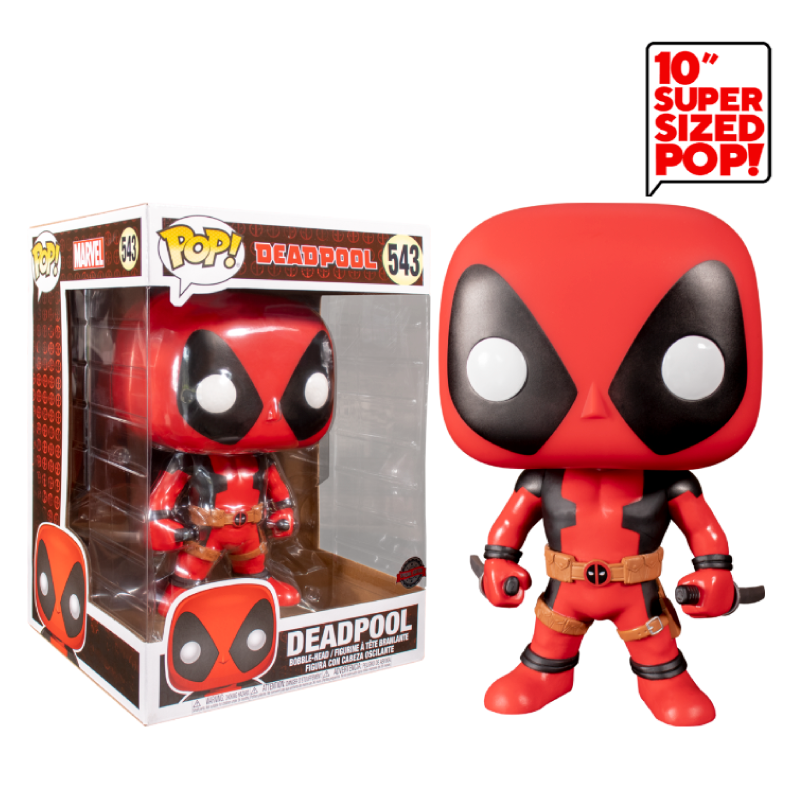 Funko Pop! Marvel: Deadpool - Deadpool with Swords (RD)