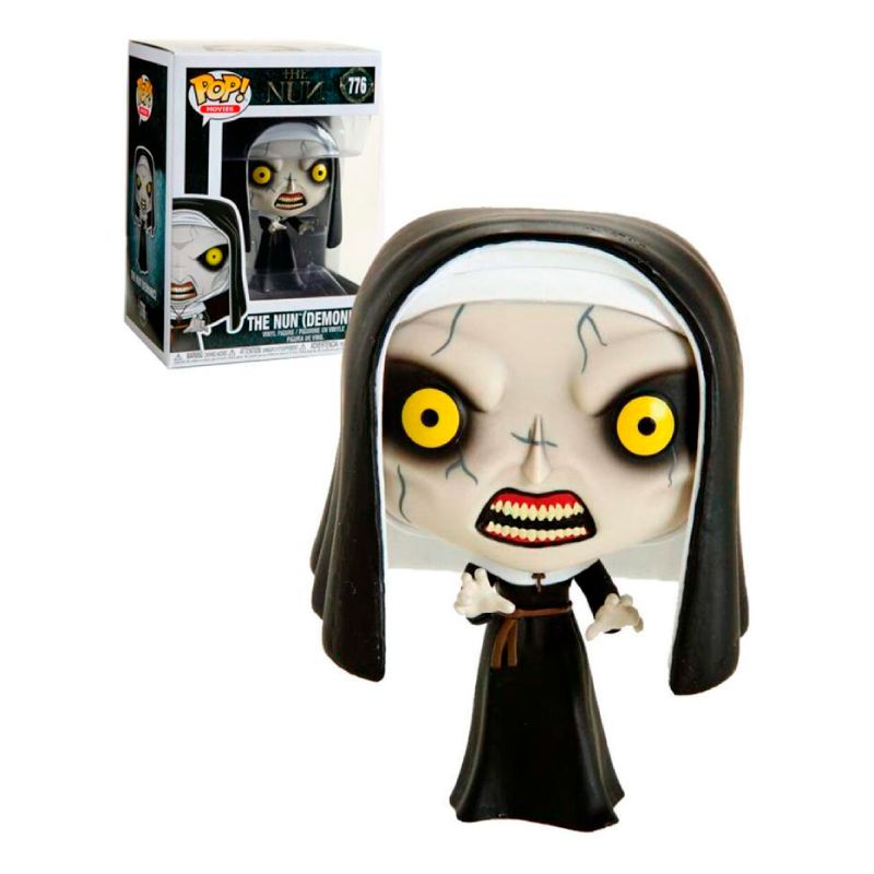 Funko Pop! Movies: The Nun - The Nun (Demonic)