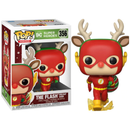 Funko Pop! Heroes: DC Super Heroes - The Flash Holiday Dash