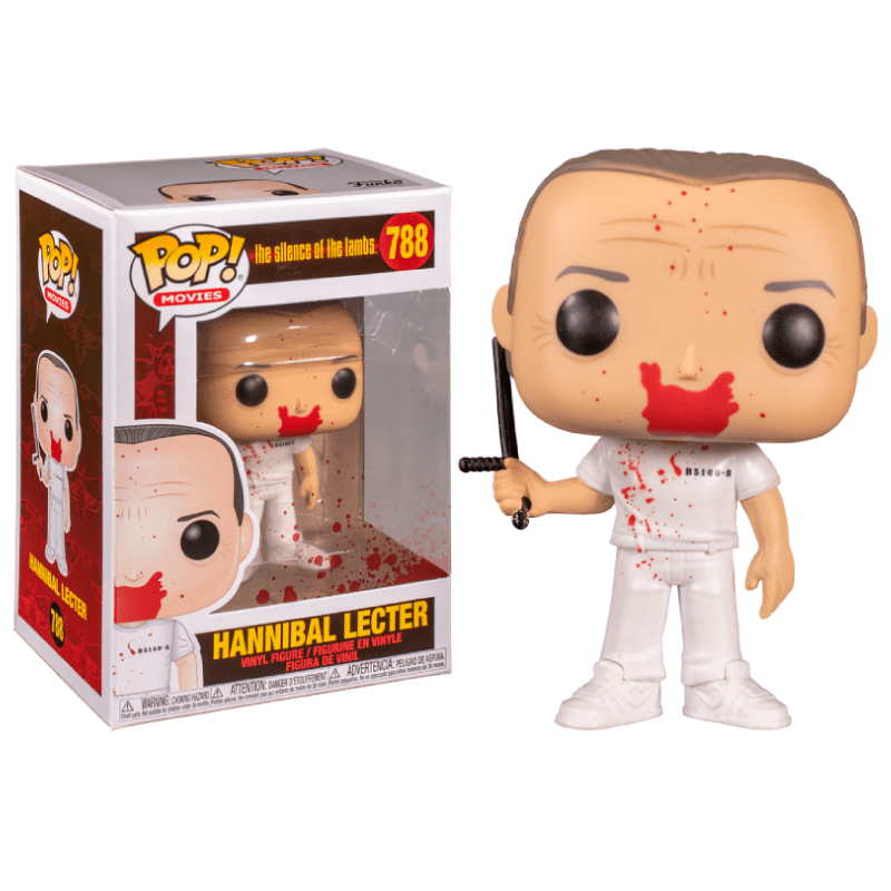 Funko Pop! Movies: The Silence of The Lambs - Hannibal Leceter