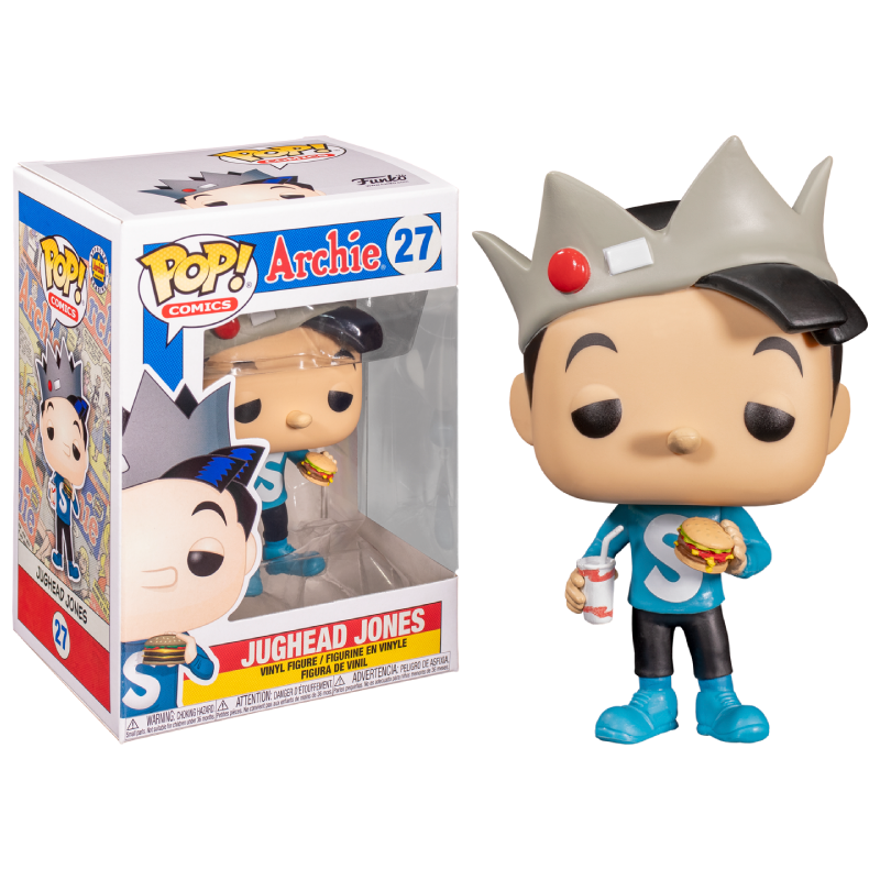 Funko Pop! Comics: Archie - Jughead Jones