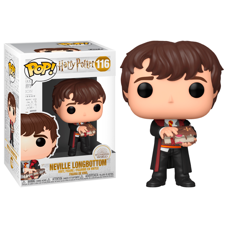 Funko Pop! Movies: Harry Potter - Neville Longbottom