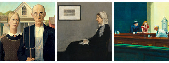 Three American Masterpieces on View at the Art Institute of Chicago This Weekend