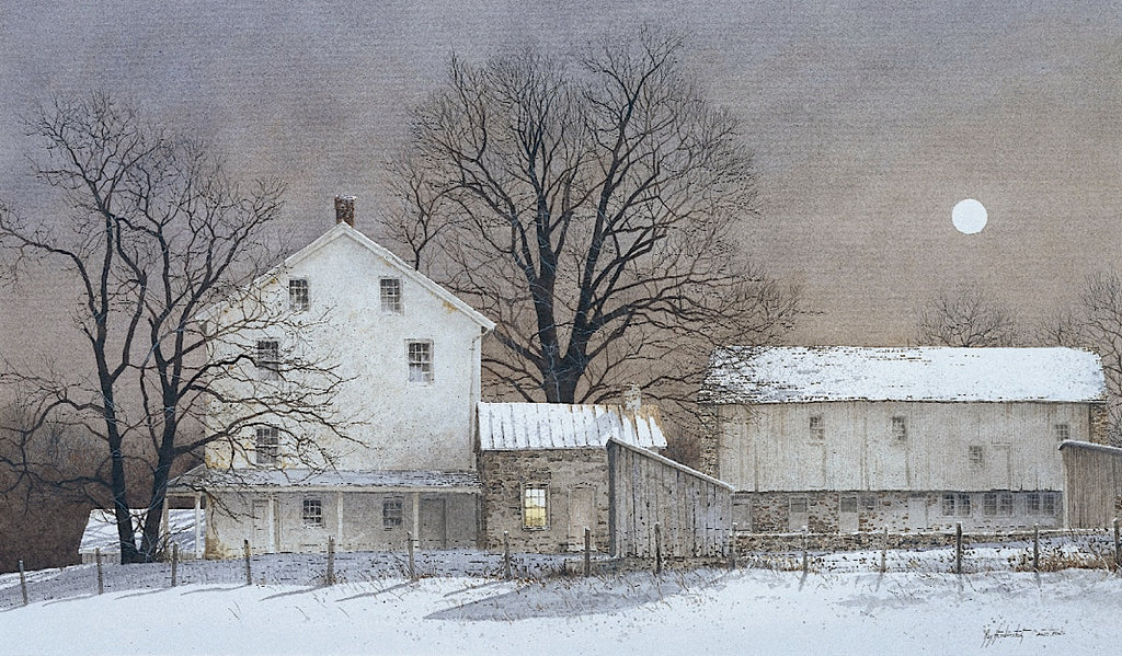 Ray Hendershot - An Artist Painting Life in Simpler Times