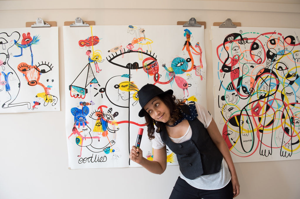 Getting to Know Artist Joi Murugavell