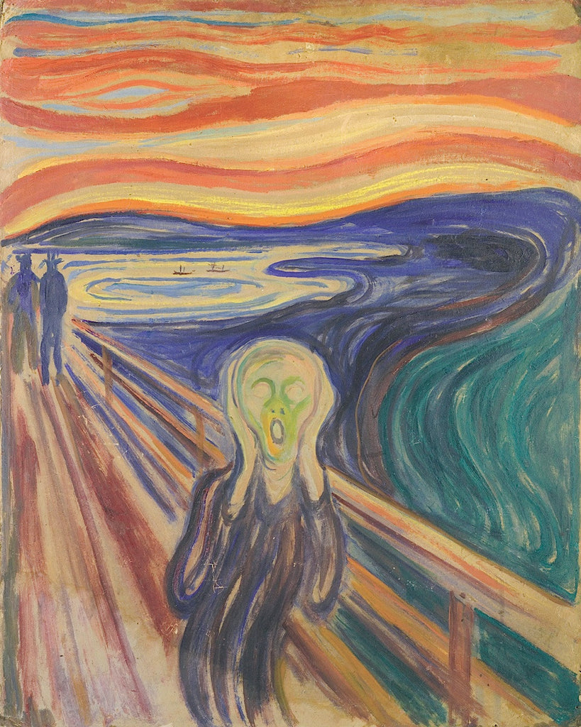"Edvard Munch's ""The Scream"" May Have a Scientific Explanation"