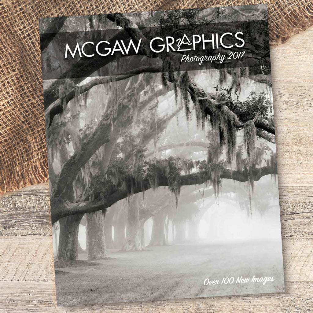 Introducing The McGaw Graphics Photography Collection 2017