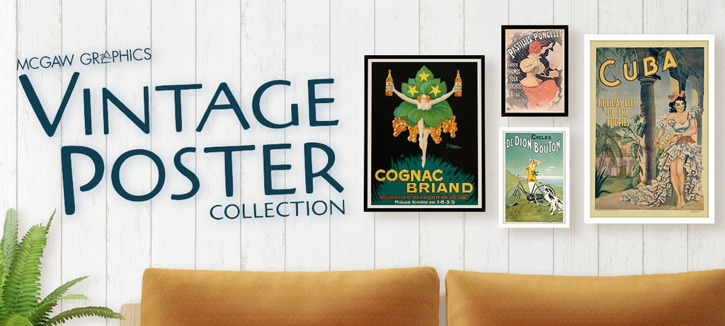 Introducing the 2018 Vintage Poster Collection