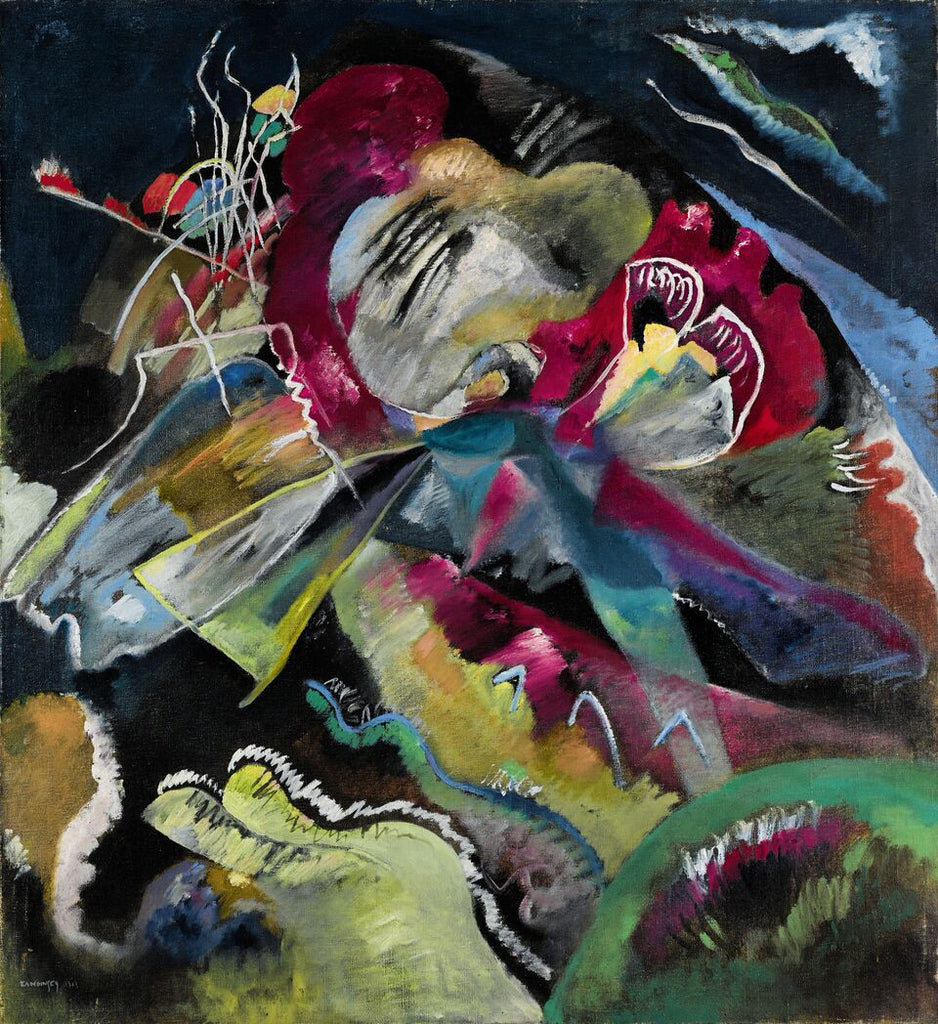 Sothebys to Auction Painting from Kandinsky's Landmark Abstract Period