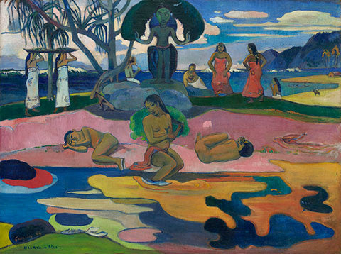 Paul Gauguin Exhibition Opening at the Art Institute of Chicago in June