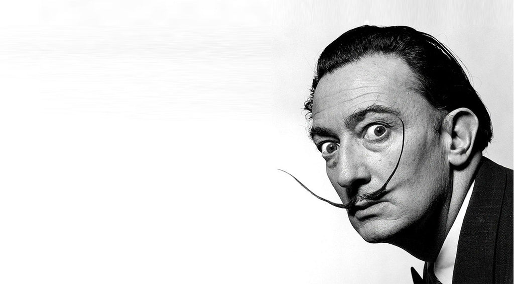 Salvador Dali's Love of Prints