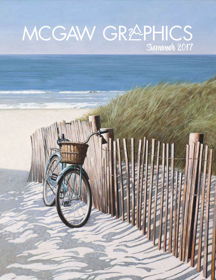McGaw Graphics Summer Collection 2017