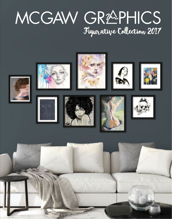 McGaw Graphics Figurative Collection 2017