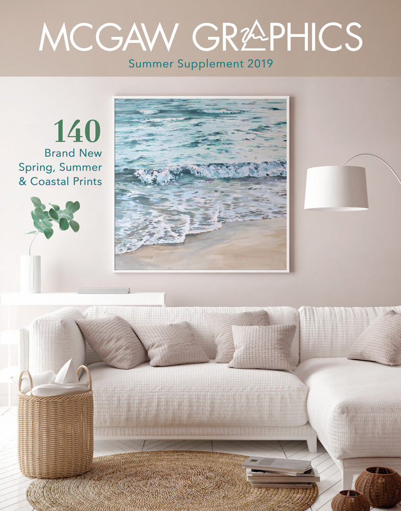 McGaw Graphics Summer 2019 Supplement