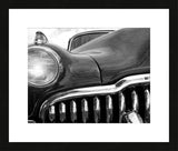 Buick Eight (Framed)