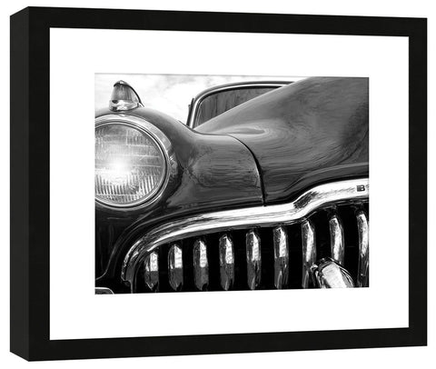 Richard James - Buick Eight (Framed)