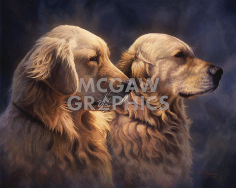 Greg Alexander - Blond Goldens