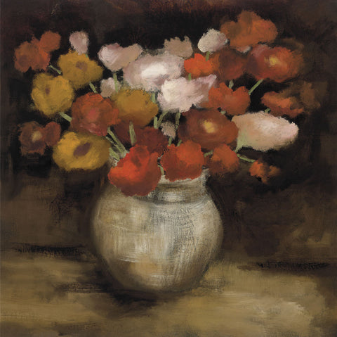 Onan Balin - Blushing Poppies