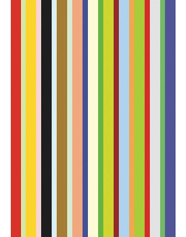 Candy Stripe -  Dan Bleier - McGaw Graphics
