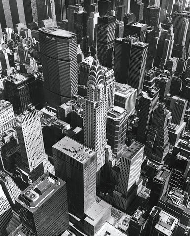 Chris Bliss - Chrysler Building