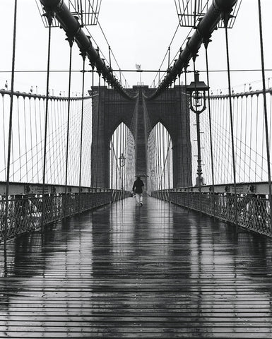 Brooklyn Bridge -  Chris Bliss - McGaw Graphics