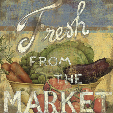 From the Market IV -  Daphné B - McGaw Graphics
