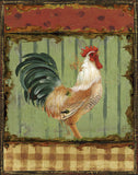 Rooster Portraits I