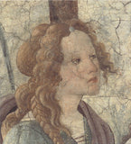 Venus and the Three Graces I (detail) -  Sandro Botticelli - McGaw Graphics