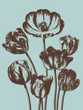 Tulip 18 -  Botanical Series - McGaw Graphics