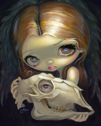 Jasmine Becket-Griffith - Alchemical Angel I