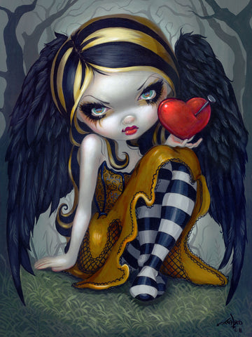 Jasmine Becket-Griffith - Heart of Nails