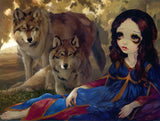 Jasmine Becket-Griffith - I Vampiril Lupi