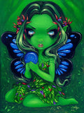 Jasmine Becket-Griffith - Verdant Green
