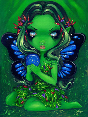 Verdant Green -  Jasmine Becket-Griffith - McGaw Graphics