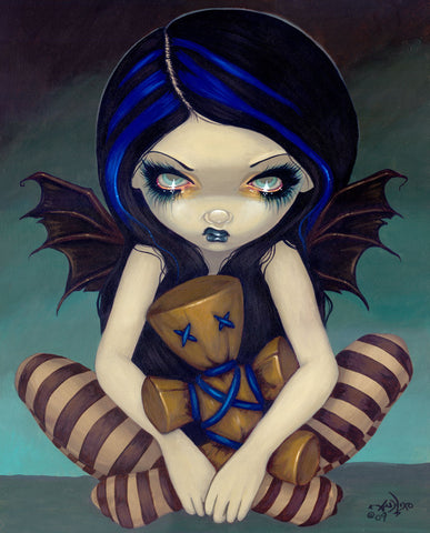 Jasmine Becket-Griffith - Voodoo In Blue