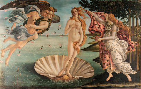 The Birth of Venus -  Sandro Botticelli - McGaw Graphics