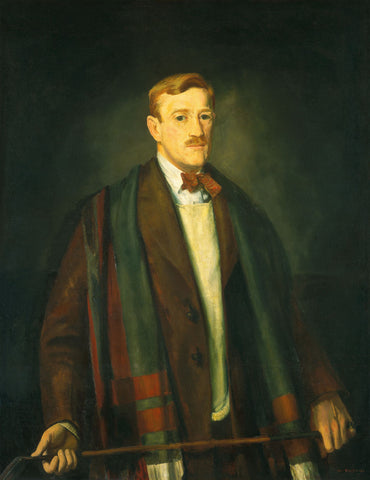 Portrait of Chester Dale, 1922 -  George Bellows - McGaw Graphics