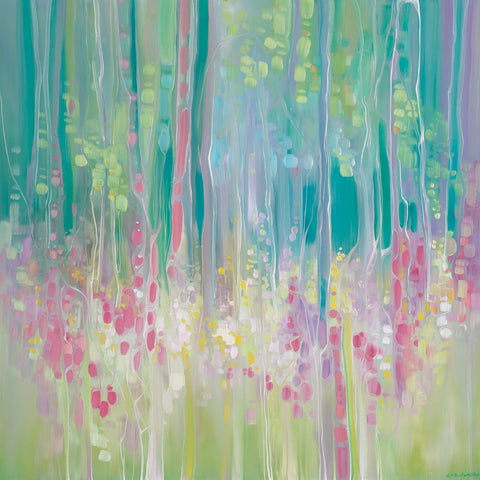 Gill Bustamante - Abstract Summer