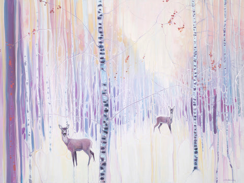Gill Bustamante - Spirits of Winter