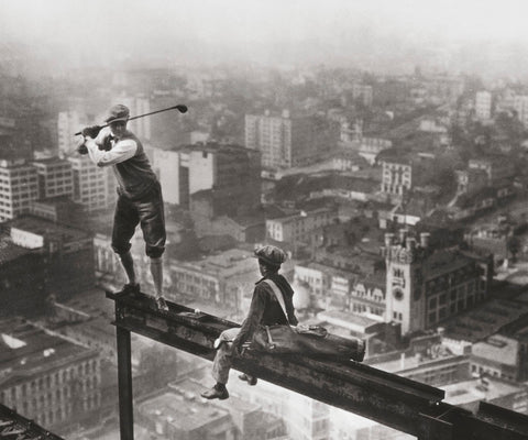 Charles C. Ebbets - Tee Time