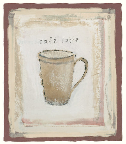 Jane Claire - Cafe latte
