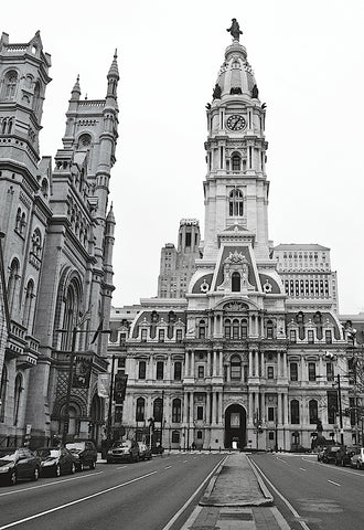 Erin Clark - Philadelphia City Hall