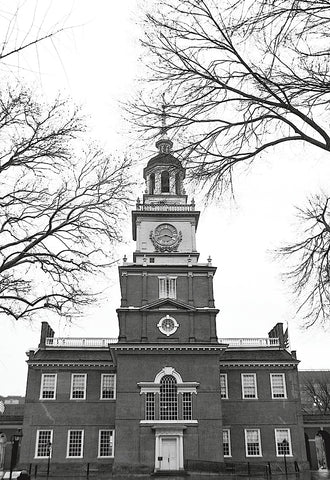 Erin Clark - Independence Hall (center)
