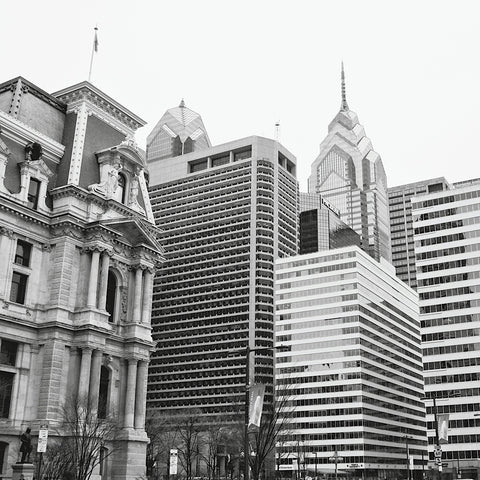 Downtown Philly -  Erin Clark - McGaw Graphics